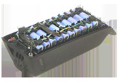 Batterij cellen E-bike accu