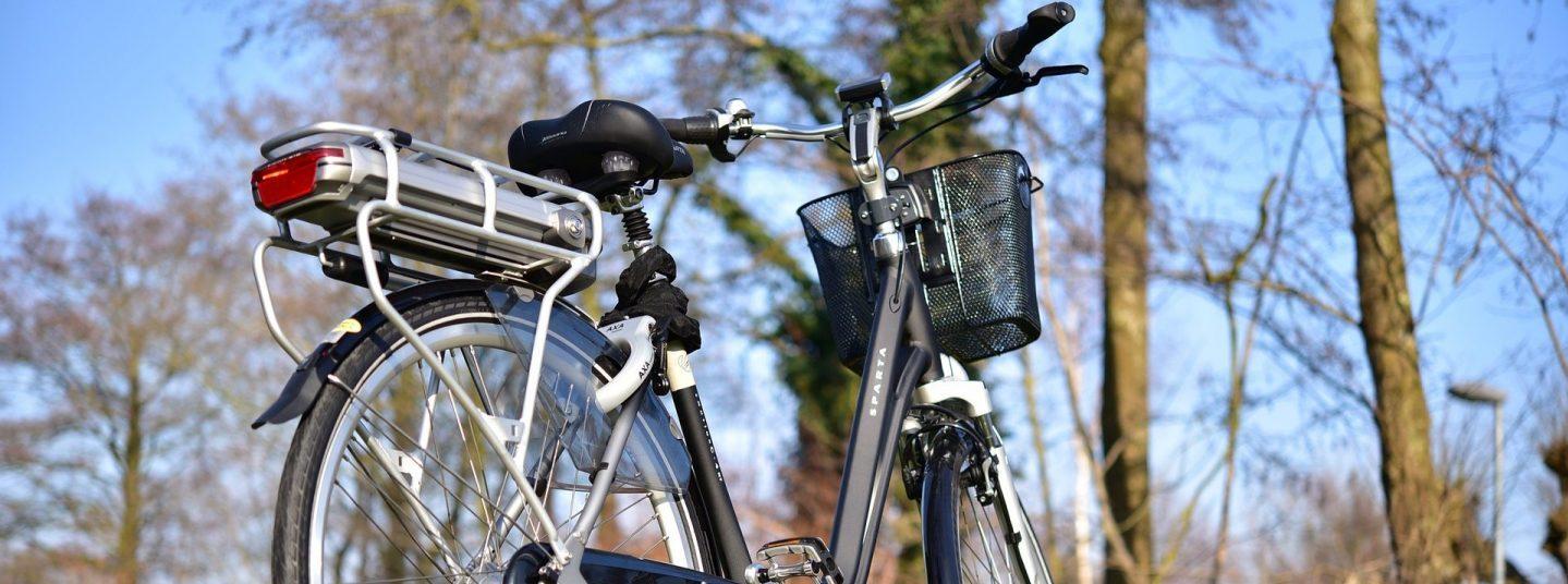 E-bike opvoeren