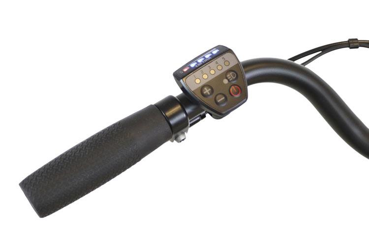 Cortina-E-U1-bediening-ebike