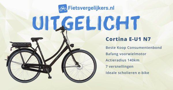 Uitgelicht: Week 23: Cortina E-U1 N7 2018