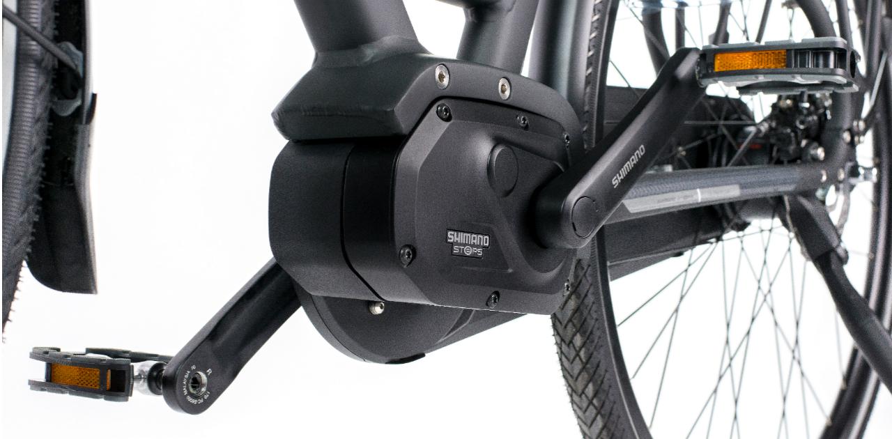 Middenmotor e-bike