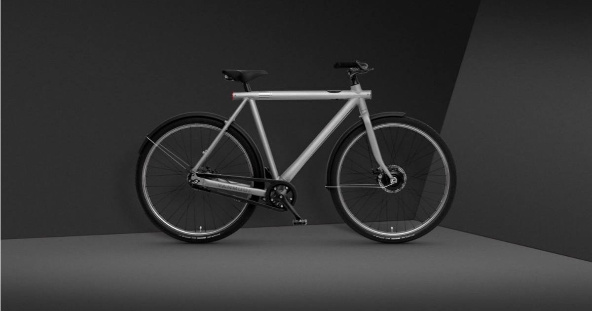 Testrapport: VanMoof Electrified S