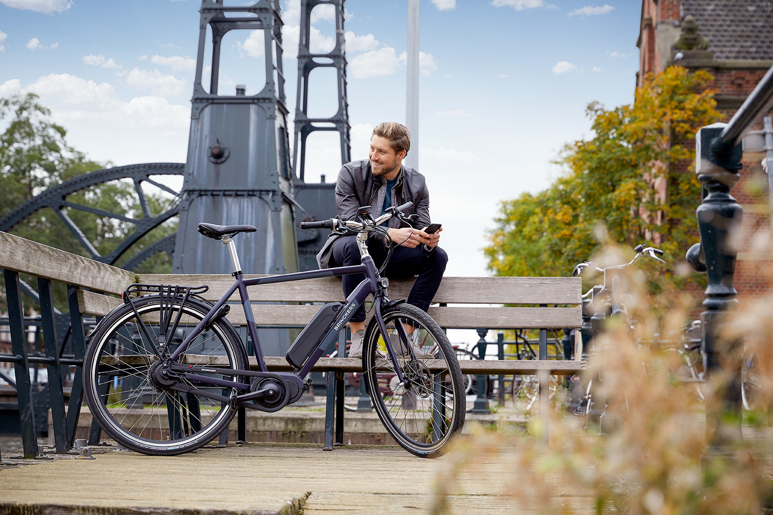 Brinckers fiets