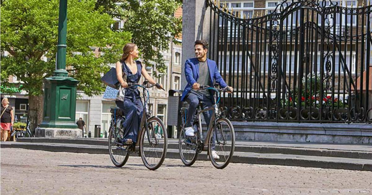 Elektrische fiets nu de meest verkochte fiets