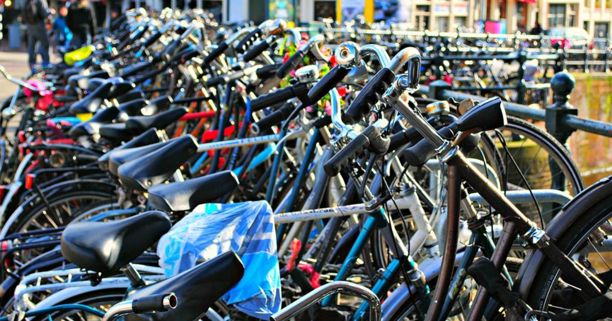 De fiets wordt steeds belangrijker in Nederland