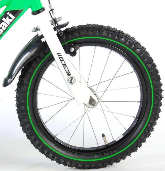 Kawasaki 16 inch Jongens