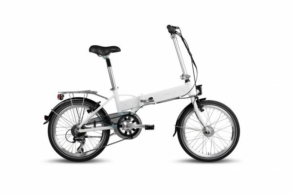 Mifa 6V 20 inch 2017 Vouwfiets