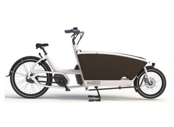 Urban Arrow Family Performance Bakfiets