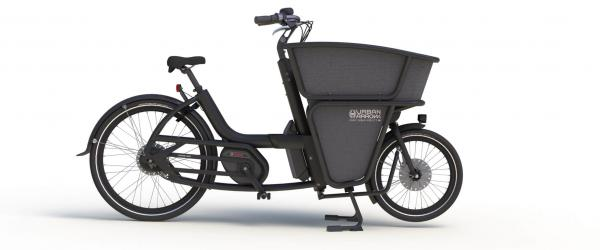 Urban Arrow Shorty Active 2018 Bakfiets