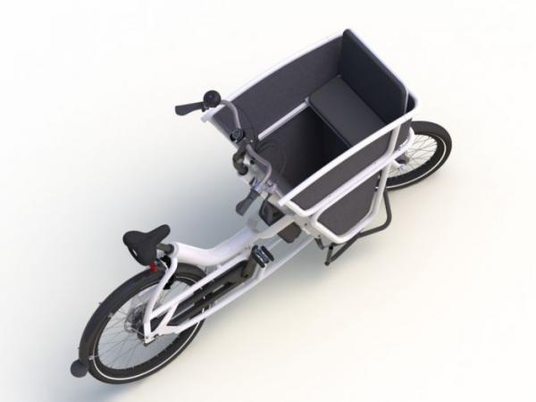 Urban Arrow Shorty Active Bakfiets
