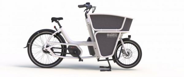 Urban Arrow Shorty Performance Bakfiets
