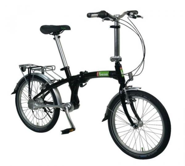 Beixo Compact High 20 inch Vouwfiets