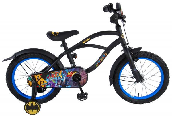 Volare Batman 16 inch Jongens