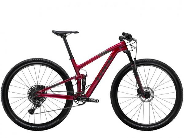 Trek Top Fuel 9.7 27.5