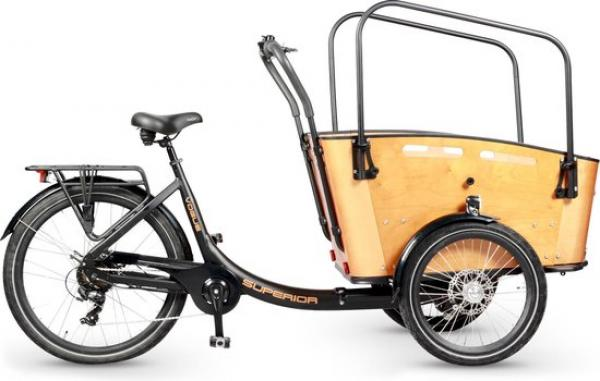 Superior Bakfiets 7 speed