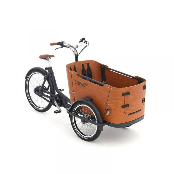 Babboe Go Mountain Bakfiets