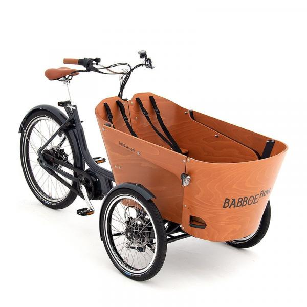 Babboe Flow Mountain Bakfiets