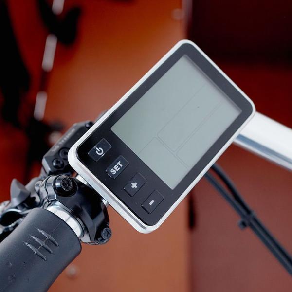 Babboe Pro Bike-E Bakfiets