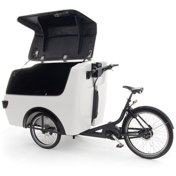 Babboe Pro Trike XL Midmotor Bakfiets