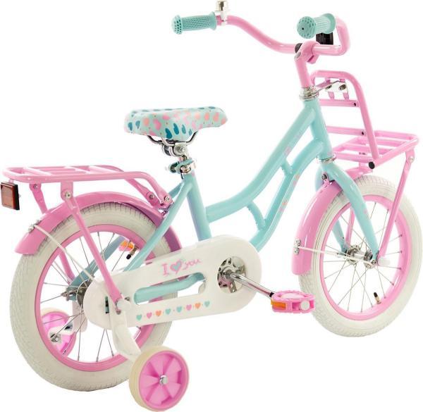 2Cycle Cargo 14 inch Meisjes