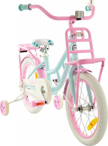 2Cycle Cargo 16 inch Meisjes