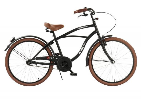 2Cycle Cruiser 24 inch Jongens