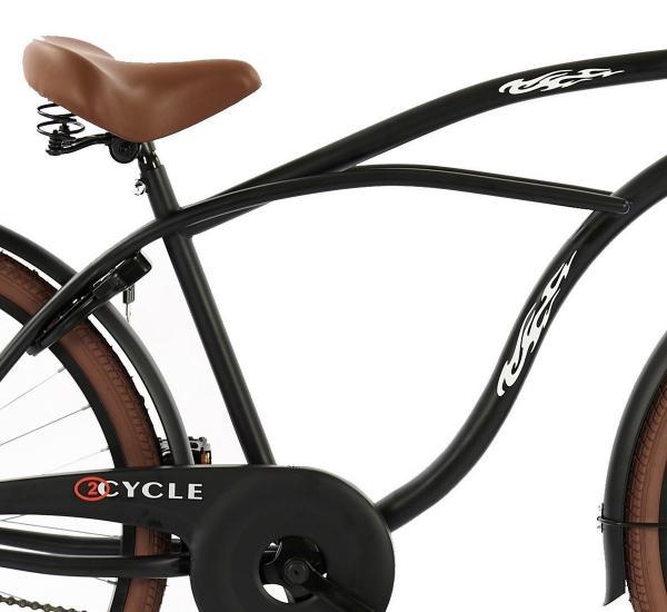 2Cycle Cruiser 26 inch Jongens