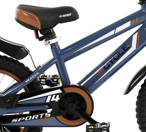 2Cycle Sports 14 inch Jongens