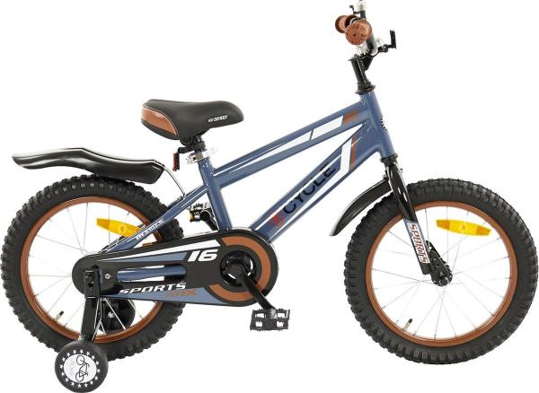 2Cycle Sports 16 inch Jongens