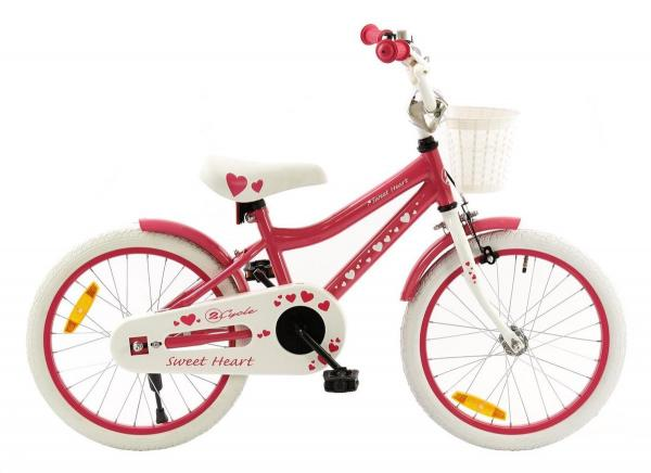 2Cycle Sweet 18 inch Meisjes