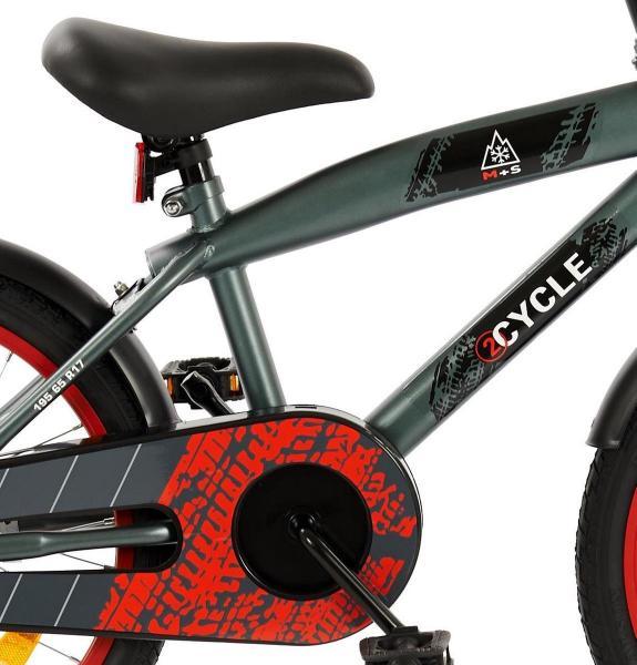 2Cycle Track 18 inch Jongens