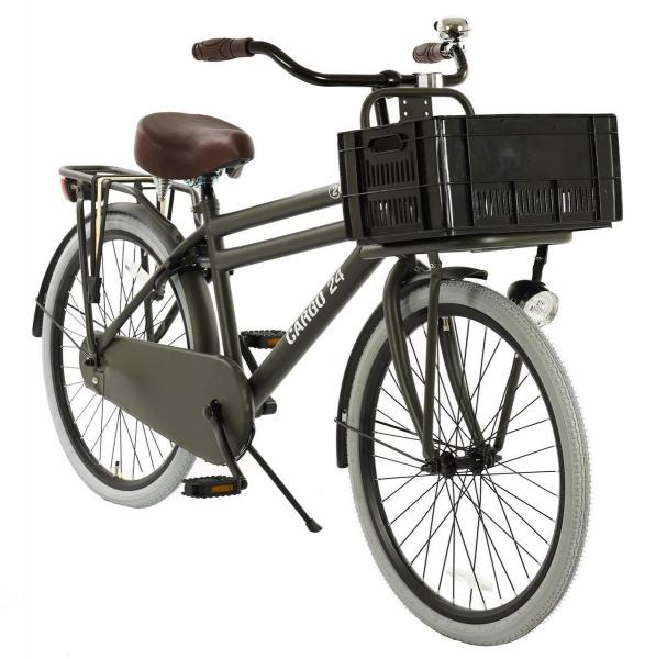 2Cycle Transportfiets 24 inch Jongens