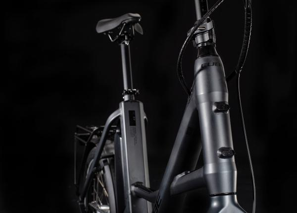 Cube Compact Hybrid 20 Inch Vouwfiets