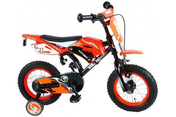 Volare Motorbike 12 inch Jongens