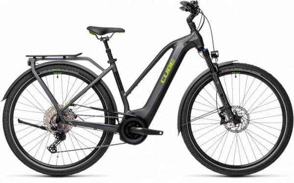 Cube Touring Hybrid Exc 500 Dames