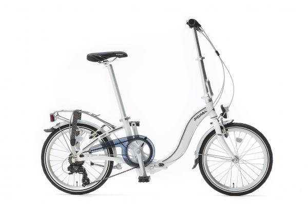 Popal Subway F201 20 inch Vouwfiets