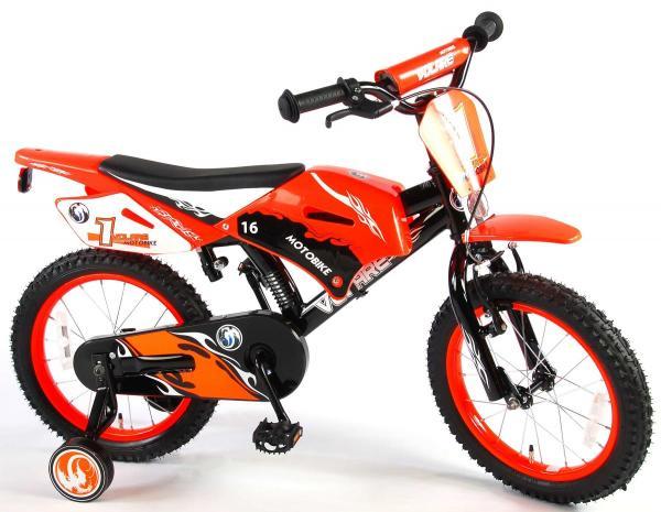 Volare Motobike 16 inch Jongens