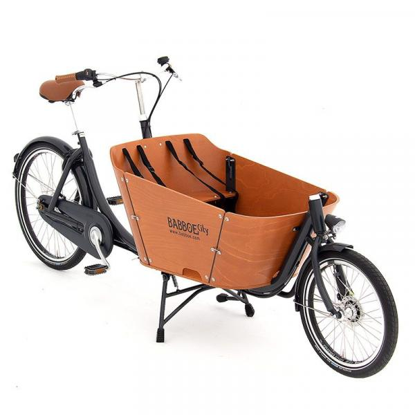 Babboe City Bakfiets