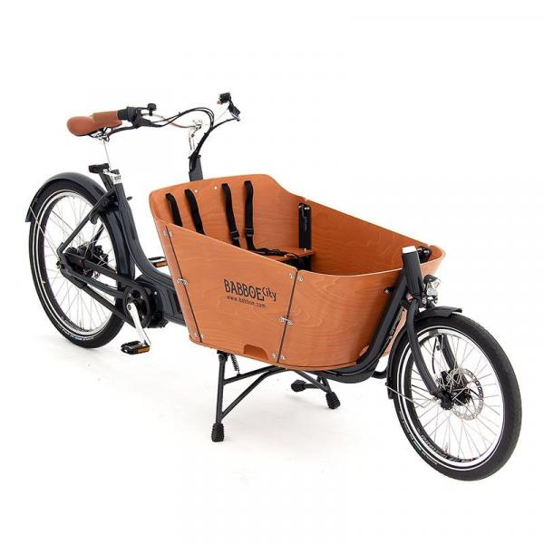 Babboe City Mountain Bakfiets