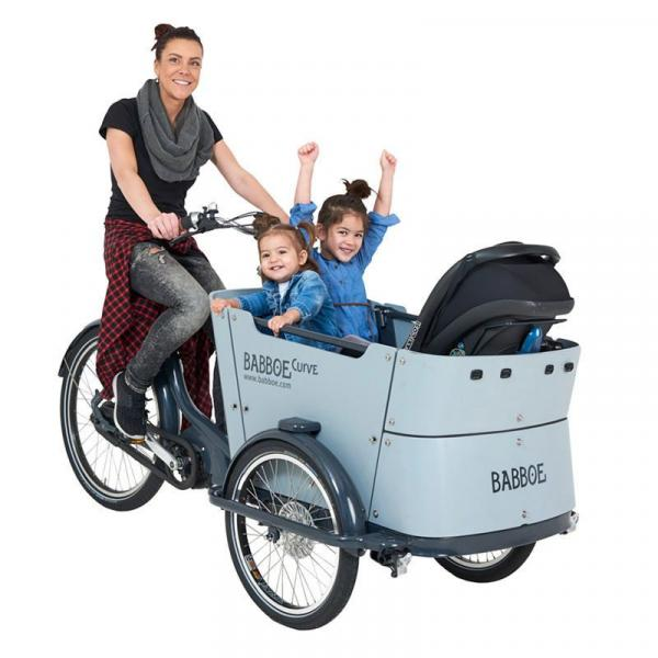 Babboe Curve Mountain Bakfiets
