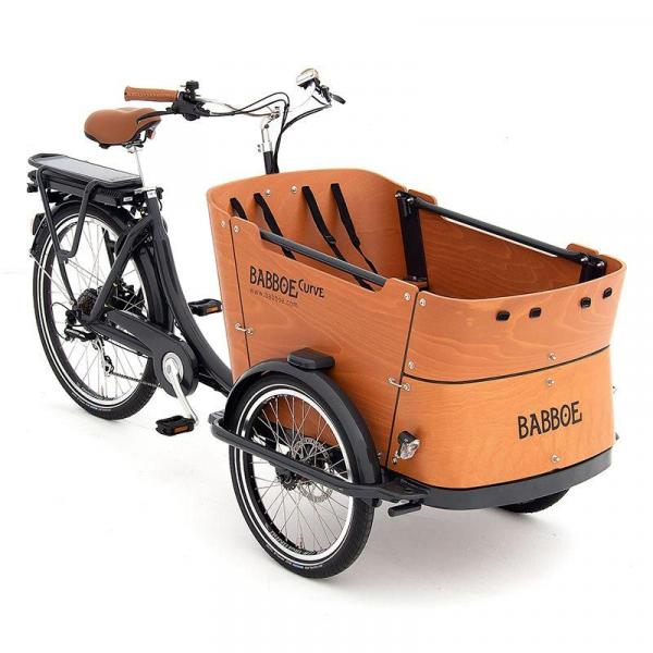 Babboe Curve-E Bakfiets