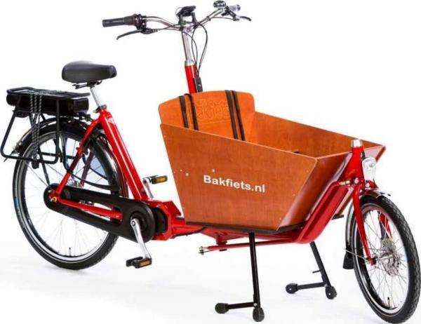 Bakfiets.nl Cargobike Classic Short Steps