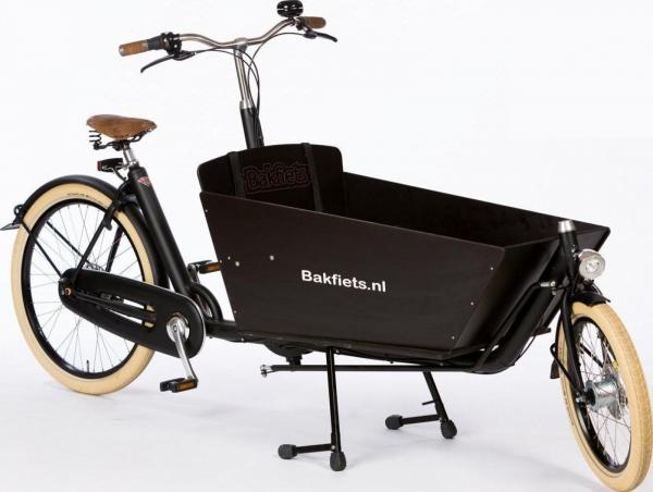 Bakfiets.nl Cargobike Cruiser Long