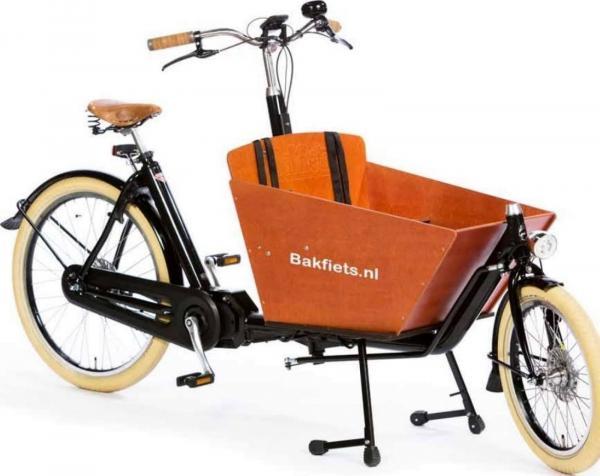 Bakfiets.nl Cargobike Cruiser Short Steps