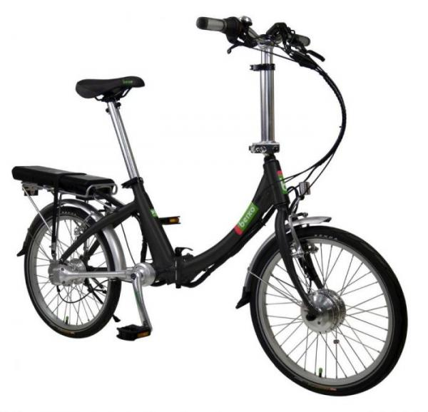 Beixo Compact Electra Low 20 inch Vouwfiets
